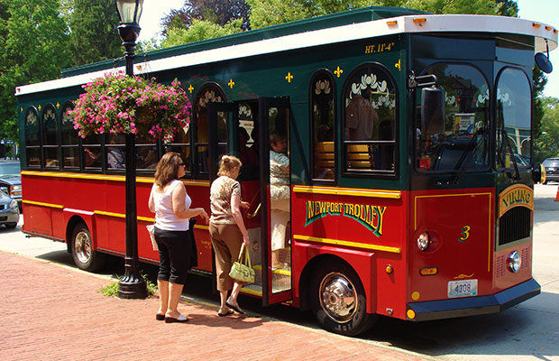newport-trolley-tours